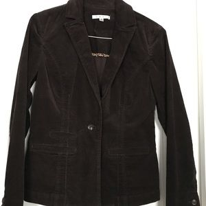 Cabi brown corduroy blazer Medium